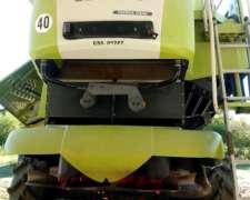 Maquina Cosechadora Claas Lexion 750 (con Oruga Goma)