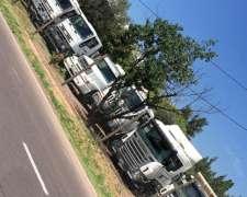 Volcadores, Regadores, Tractores, Camiones 6X4