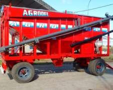 Carrozado para Tolva de S/ Fertilizante de 20 TT