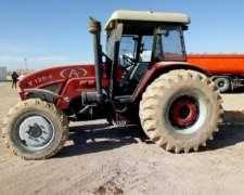 Tractor Agrinar T 120 4 con Cabina