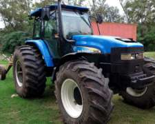 Tractor TM 180 New Holland
