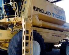 New Holland TC 59, 2003, Reparada Totalmente, Lista.
