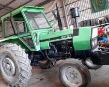 Tractor Deutz AX 110 L Motor Embrague Reparado muy Bueno