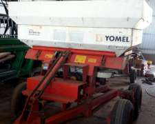 Fertilizadora Yomel Control 3022 A Año 2007