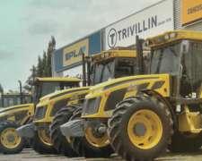Vendedor De Maquinarias Agricolas Y Tractores