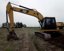 Excavadora Caterpillar 320 D L