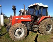 Tractor Massey Ferguson 630 DT Cabinado / Oportunidad