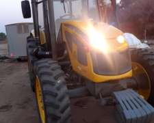 Tractor Pauny 210 a - 2.017 / con Enganche de Tres Puntos
