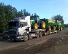 Carreton Transporte Cargas Agricolas y Especiales