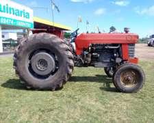 Tractor Massey Ferguson 1078 sin Cabina, muy Buen Estado
