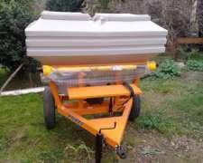 Fertilizadoras Pozzi De Arrastre Y 3p.