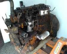 Motor Perkins 6354 Fase 2