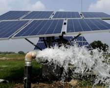 Kit Bomba Sumergible Solar - Envios a Todo el País