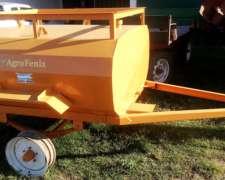 Acoplado Tanque de Combustible Agrofenix