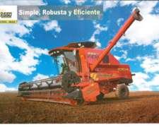 Nueva Don Roque 550 Axial Mix. U$S 185.000.- Promoción Junio
