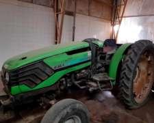 Tractor Agco Allis 6.85f. Tracción Simple.