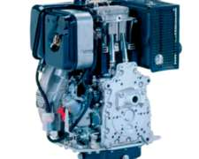 Motor Hatz Modelo 1d81 S