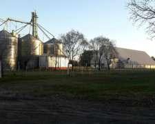 Planta de Cereales , Capacidad 14.200 Toneladas