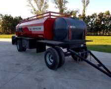Tanque Cisterna de Combustible T5000