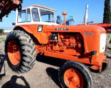 Tractor Fiat 780 B Dir Hid Levante Con Cabina