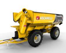 Tolvas Autodescargables Ascanelli Magnum + (nuevo)