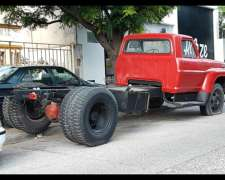 Ford 600 Motor Mb 1112
