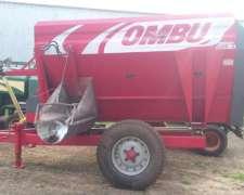 Mixer Ombu de 6M3 con Balanza