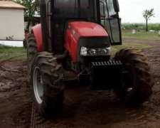 Tractor Case Farmall 110a con Cabina