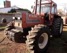 Tractor Fiat Agri 180-90 Doble Tracción