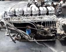 Vendemos Motor Scania K124 - De 360 Hp Rectificado Con 04