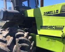 Tractor Zanello 540, Tandil