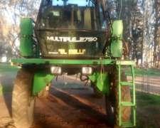 Pulverizadora Metalfor 2750, Usada