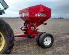 Fertilizadora Yomel F:fa 1.18 con Balanza