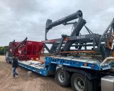 Extractora de Granos Eisen Disponible