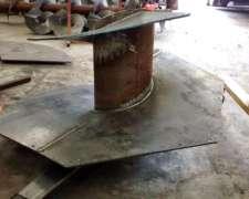 Sinfin Mixer Vertical Mainero Montecor GEA Ascanelli Agromec