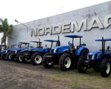 Tractores Agrícolas New Holland - 0km