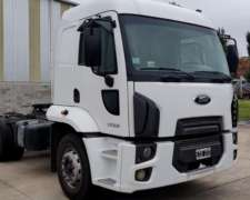Ford Cargo 1722 - año 2012
