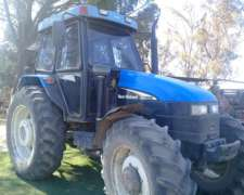 New Holland TS 120 - año 2004