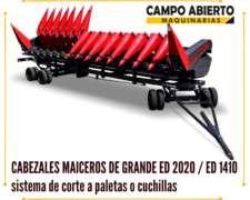 Cabezales Maiceros de Grande ED 2020 / ED 1410