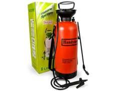 Pulverizador Fumigador Botella 8lts Plato y Correa Handyman