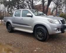 Toyota Hilux Srv 4x4 Tdi Cuero