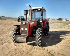 Tractor MF 297, año 2008