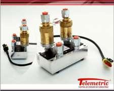 Medidor De Caudal De Combustible Telemetric