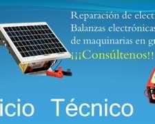 Servicio Técnico Reparación De Electrificadores ( Boyeros )