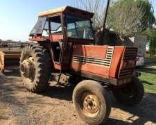 Tractor Fiat 880 año 86 con Motor Reparado