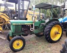 Tractor John Deere 1420 - Usado 4x2.