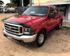 Vendo Ford F100 Duty 2003 Xlt 4.2cc Turbo Mwm 6cilindros
