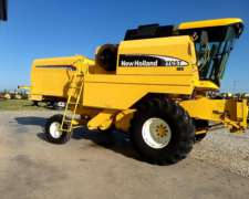 Cosechadora New Holland TC 57 2004