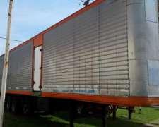 Semirremolque Astivia Modelo 1997 12,50 Mts. 3 Ejes