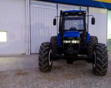 Tractor New Holland TM 135 año 2006